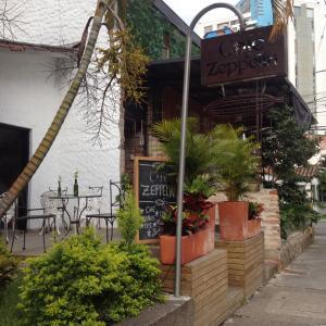 Café Zeppelin
