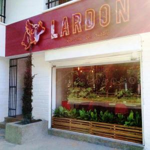 Lardón