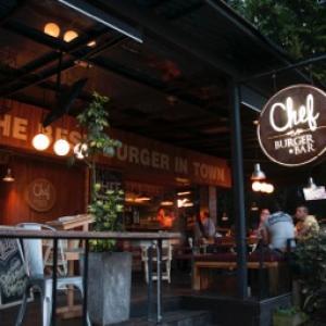 Chef Burger Bar (Poblado)