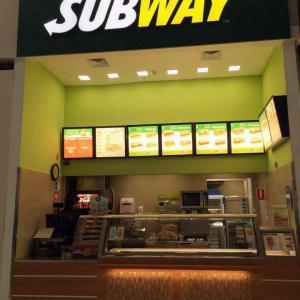Subway (Santiago Boulevard)
