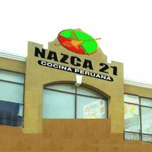 Nazca 21 (Coronado)