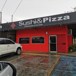 Sushi - Pizza