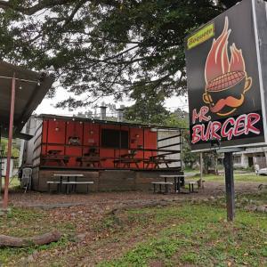 Mr. Burger Grill