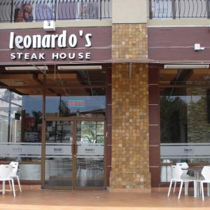 Leonardo`s Steak House