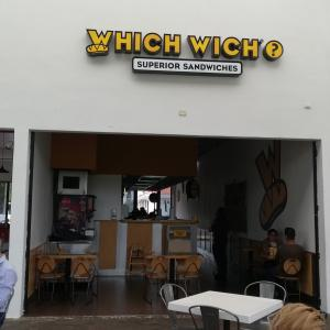 Which Wich (Dinamia Cayala)