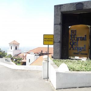 El Portal del Angel (Carretera al Salvador)