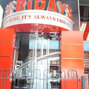 T.G.I. Friday`s (Miraflores)