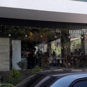 Cafe Barista (edificio Pialé)