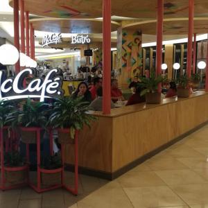McCafé (Miraflores)