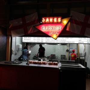 Jakes Burger (1001 Noches)