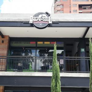 Arepa Soul (Zona 10)