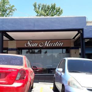 San Martin (Plaza San Cristobal Mix)