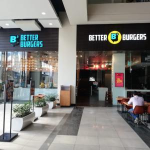 B2 Better Burgers (Rus Mall)