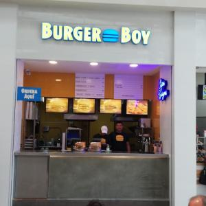 Burger Boy (Peri Roosevelt)