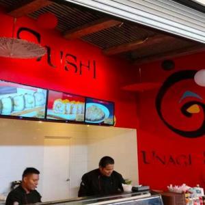 Unagi Sushi (Arkadia)