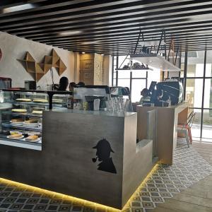 221b Coffeehouse