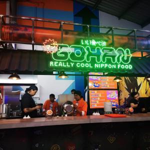 Gohan (Cuatro Estaciones)