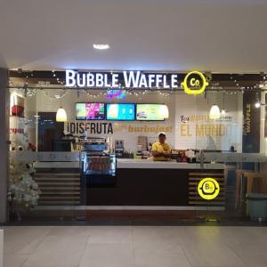 Bubble Waffle (Zona 12)