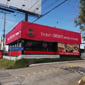 3:16 Gourmet Sandwiches (Carretera al Salvador)