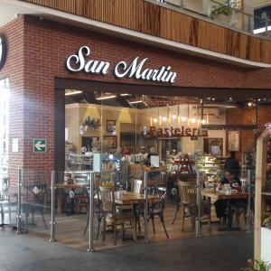 San Martin (Las Americas)