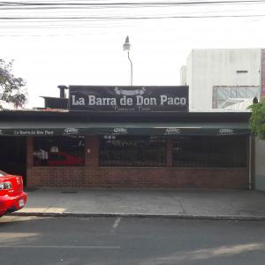 La Barra de Don Paco