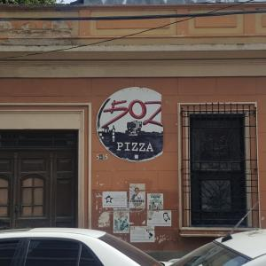 502 Pizza