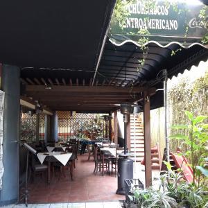 Churrasco Centroamericano (Zona 4)