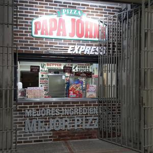 Papa John`s (Universidad Rafael Landivar Express)