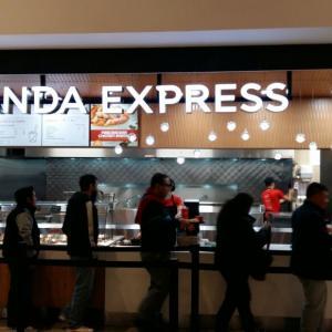 Panda Express (Miraflores)