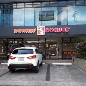 Dunkin` Donuts (Topacio Azul)