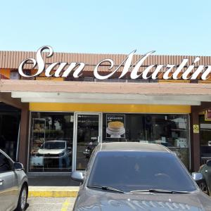 San Martin (Col. San Carlos)