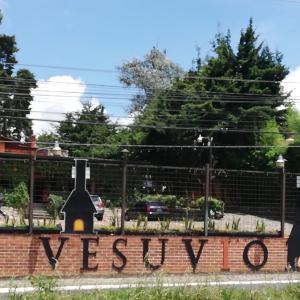 Vesuvio (Carretera al Salvador)