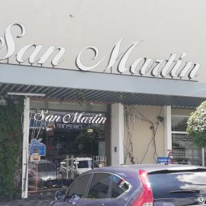 San Martin (Escala Carretera)