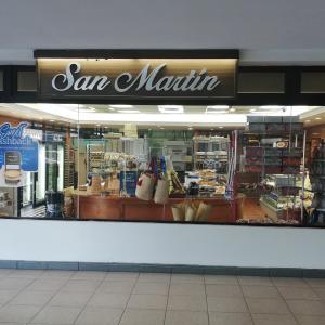 San Martin (Paseo San Sebastian)
