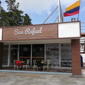 Ricuras de San Rafael