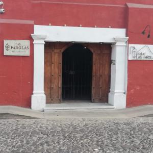 Las Farolas