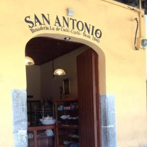 Panadería San Antonio Lo de Cuchicuhi