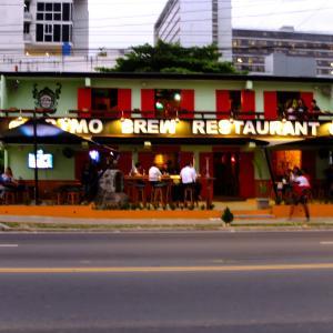 Istmo Brew Pub (San Francisco)