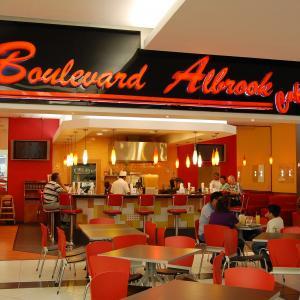 Boulevard Cafe Albrook