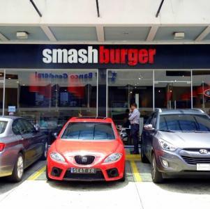 Smashburger (Plaza New York)