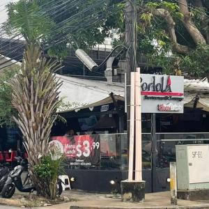 Portolá Restaurante & Lounge