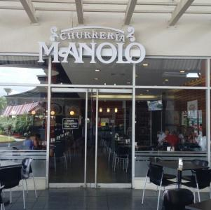 Churreria Manolo (Albrook Mall)
