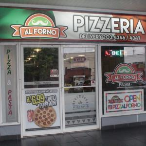 Pizza al Forno (Brisas del Golf)