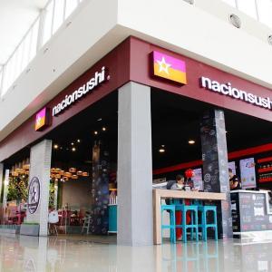 Nacionsushi (Soho Mall)