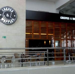 Foto de Crepes & Waffles (Multiplaza Mall)