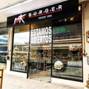Rock Burger (Costa del Este)