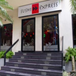 Sushi Express (Area Bancaria)