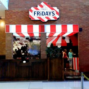 T.G.I. Friday`s (Multiplaza)