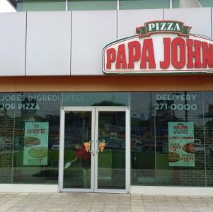 Papa John's (Albrook)