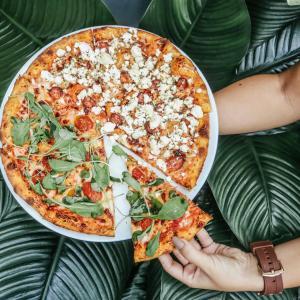 Botánica Pizza.